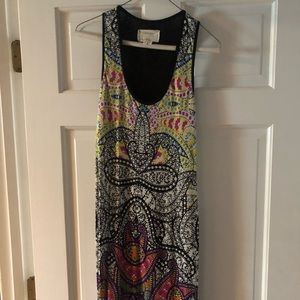Nicole Miller Artelier Size S Bold Knit Dress